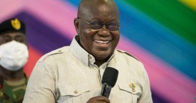 NPP celebrates Akufo-Addo at 77
