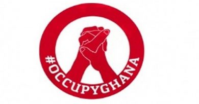 OccupyGhana welcomes Yao Domelevo back to office