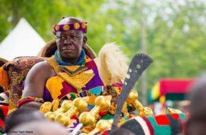 Otumfuo's charity foundation has now become Otumfuo Osei Tutu II Foundation