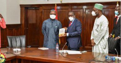 Parliament will provide clear legislation on LGBTQI+ in Ghana — Bagbin