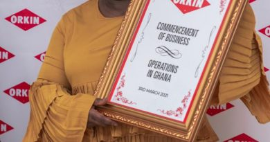 Pest Control Experts Orkin launched in Ghana