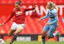 Press secures Man U women first Old Trafford win