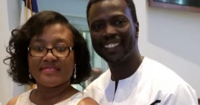 Prof. Joseph E. Quansah and wife sponsors needy but brilliant students with scholarships