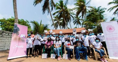 """Sincerëly GH Ltd launches """"Sister-2-Sister"""" campaign to help end period poverty"""