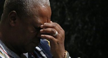 Supreme Court dismisses Mahama's 2020 election petition