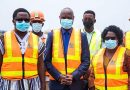 Zambia Envoy calls for Inter-trade among Africans; As he visits Jospong Group Project sites