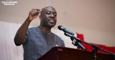Act now – Oppong Nkrumah charges NMC over juju TV channels