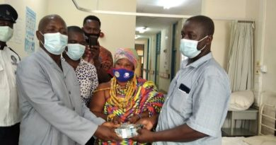 Akatsi South: Residents raised funds to support accident victims
