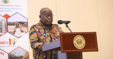 Akufo-Addo commends Armed Forces for reaction to volta secessionist groups