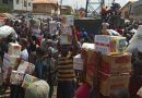 Angry youths storms Covid-19 palliative warehouse in Osun, cart away food items – Pulse Nigeria