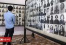 Cambodia criticises edited photos of Khmer Rouge victims