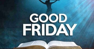 Christians mark Good Friday today