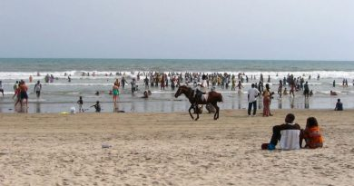 Covid-19: Easter beach-goers arrested at Dansoman