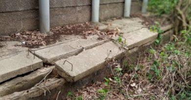 Elders of Asafotsi want demolition of 'death trap' school toilet