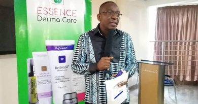 Essence Derma Care supports Korle-Bu Reconstructive Plastic Surgery and Burns Centre