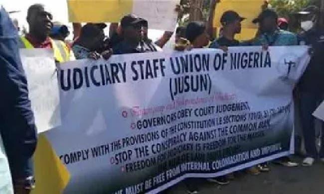 Financial autonomy: Lawyers denied entry to NASS complex – NIGERIAN TRIBUNE