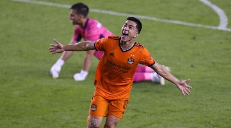 Houston downs San Jose in MLS season opener