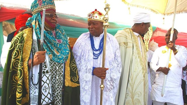 Obaseki Dethrones Clem Agba's Royal Father, Dissolves Clan – shola akinyele