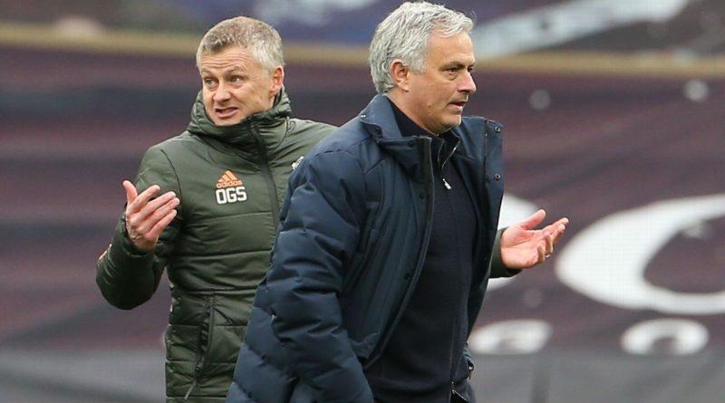 Solskjaer, Mourinho clash after VAR controversy