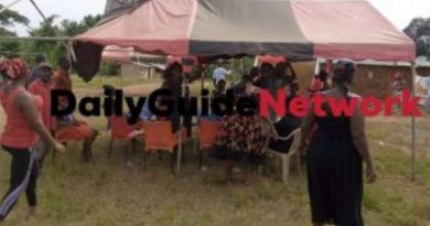 Tension as chief's body missing at Suhum Hospital Morgue