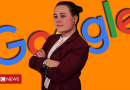 The woman who took on Google and won