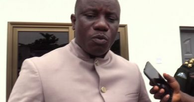 28 excavators, 218 chanfangs destroyed in Galamsey fight – Nitiwul reveals