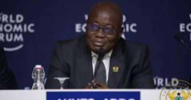 Akufo-Addo starts 9-day official visit to France, Belgium, and South Africa