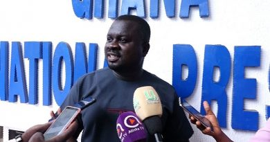 Albert Dwumfour files to contest GJA presidency
