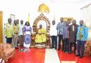 Asantehene Otumfuo charges gov't to double its efforts atdredgingrivers affected by Galamsey