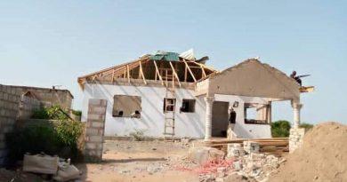 Assemblyman building on waterway demolished at Lashibi