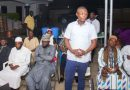 Buem MP donates to the Muslim community