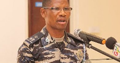 'Coup Plotter' Agordzo out, others still in custody