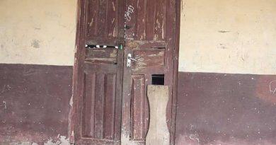 DCE of Ningo-Prampram rescues oldest Basic School in Old Ningo sitting on a time bomb