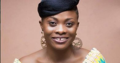 Diana Asamoah makes U turn to rally behind Ga chiefs after apologising