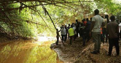 E/R: Sanitation Minister laments the destruction of water bodies
