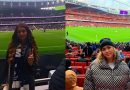 Female football fans share experiences of abuse