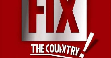 Fix This Country