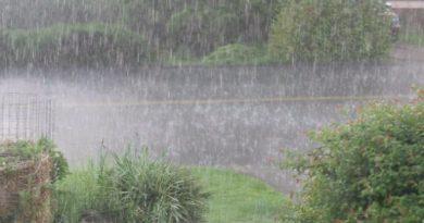 GMet predicts heavy rainfall in June, July