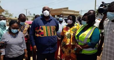 Greater Accra Minister pays working visit to Ga East Municipality