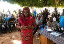 Hon. Hajia Zuwera Ibrahimah supports Kulaw Ward with 25 Motorbikes