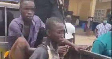 Kasoa killing: Teen suspect Felix Nyarko is 16years — Police ascertain age