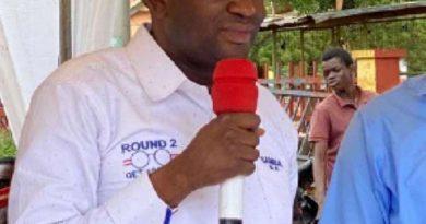 My achievements unprecedented—Chairman Samba