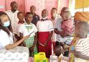 NDC MP Armah Buah donates items to Awiebo Orphanage Home on his 55th birthday