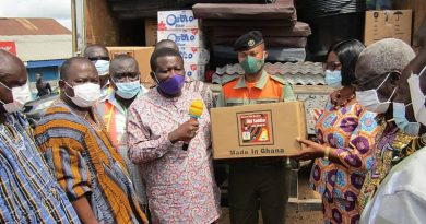 Oda Constituency: Rainstorm victims receive support from gov't