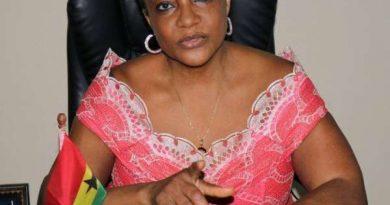 Otiko Djaba angry over high teenage pregnancies