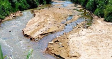 Pollution of Owabi Stream worrying — Asenso-Boakye cautioned residents of Atafoa