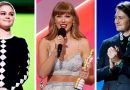 Taylor Swift Shouted Out Selena Gomez and Joe Alwyn in Candid BRIT Awards Speech