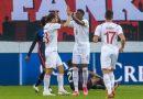 U.S. lets lead slip in friendly loss to Swiss