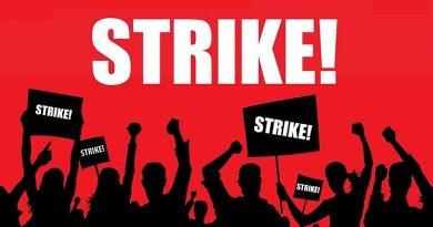 University Administrators to stage strike on June 4
