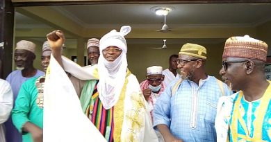 Use Eid-Ul Fitr to pray for unity—-Greater Accra Zabarma Chief